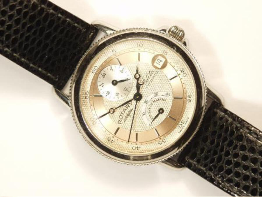 ROTARY LIMITED EDITION WRISTWATCH