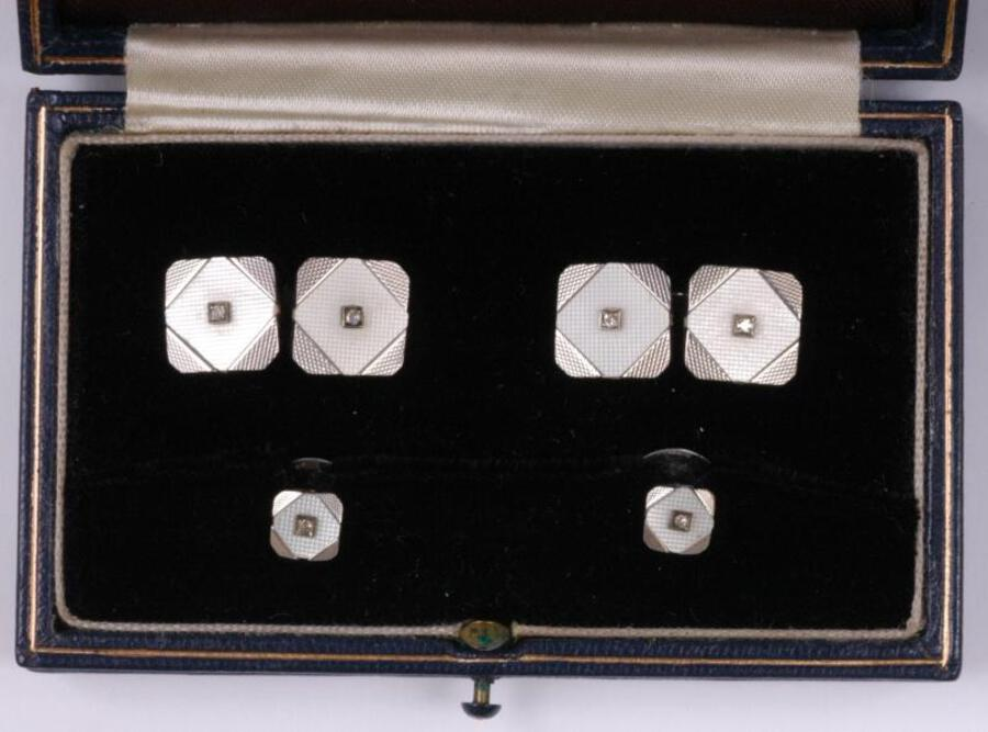 CUFF-LINKS AND STUDS