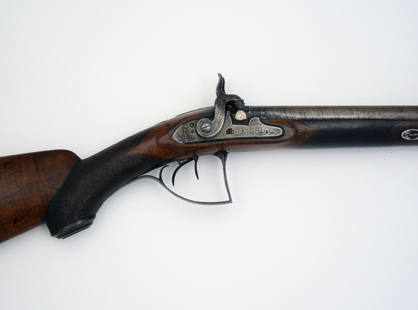 Antique A 20-Bore Double Barreled Sporting Gun By Baker.