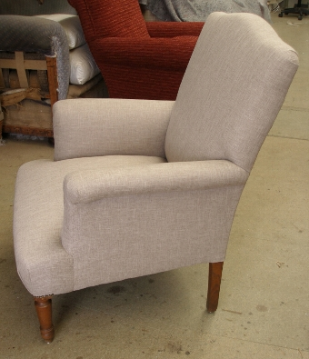 Antique French armchair 19th Century - SOLD