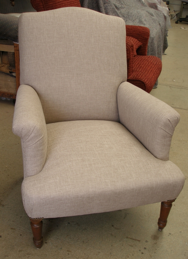 French armchair 19th Century - SOLD