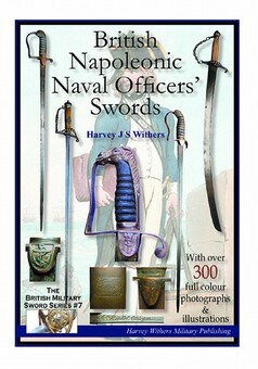 Antique Full Colour Napoleonic Sword Booklets for the Collector – SET OF SIX