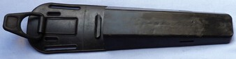 Antique British Royal Navy Current Issue Diver's Knife