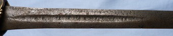 Antique Antique German Short Sword – 17th Century Solingen Blade