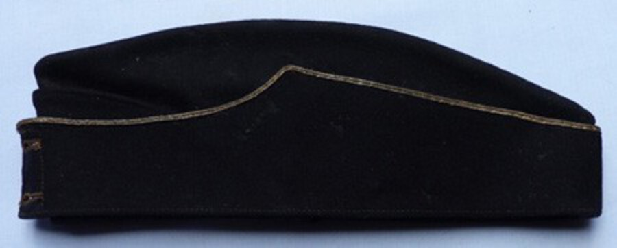 C.WW1 Ceylon Rifle Volunteers Officer's Forage Cap