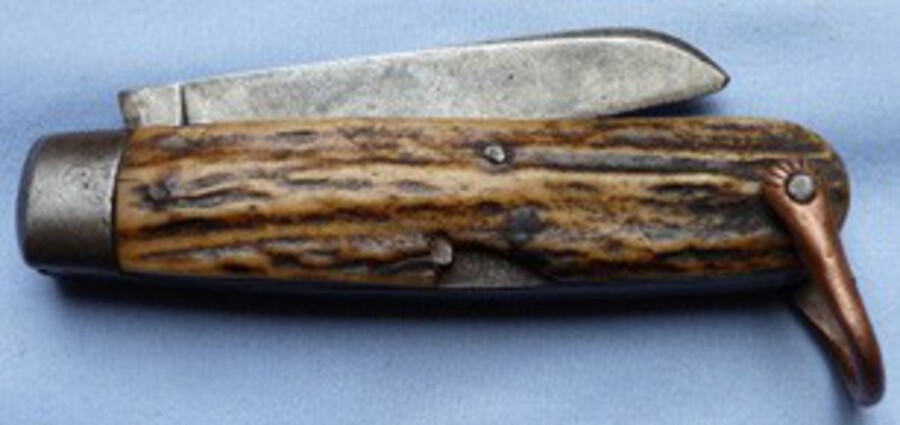 Late-19th Century English Pocket Jack Knife
