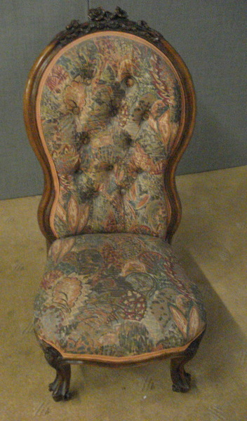 Antique NURSING CHAIR  AS  386