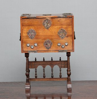 Antique 19th Century miniature vargueno