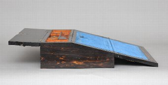 Antique 19th Century coromandel writing slope