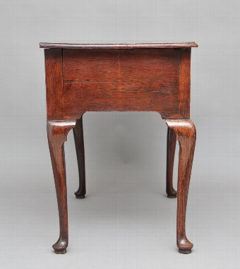 Antique 18th Century oak lowboy