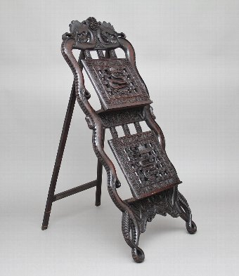19th Century Chinese folio stand