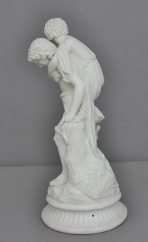 Antique 19th Century parian figure