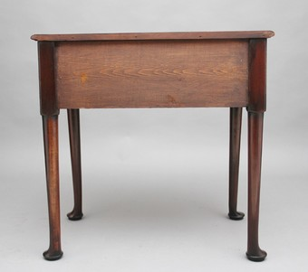 Antique 19th Century mahogany side table