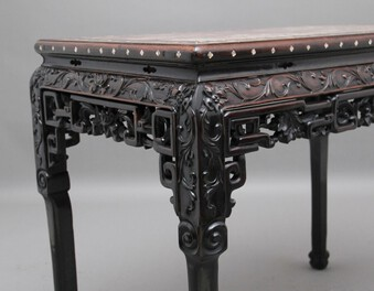 Antique Early 19th Century Chinese centre table
