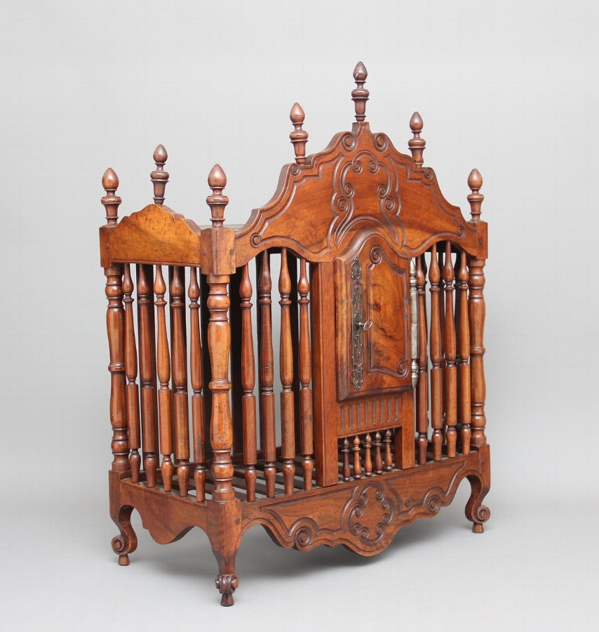 19th Century French food cupboard