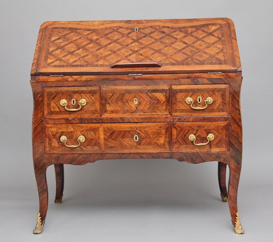 18th Century French Kingwood desk