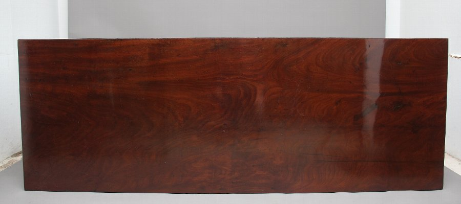 Antique Large 18th Century mahogany serving table
