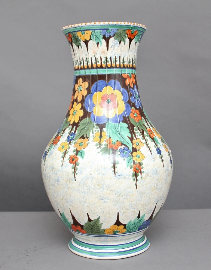 Early 20th Century Dutch vase