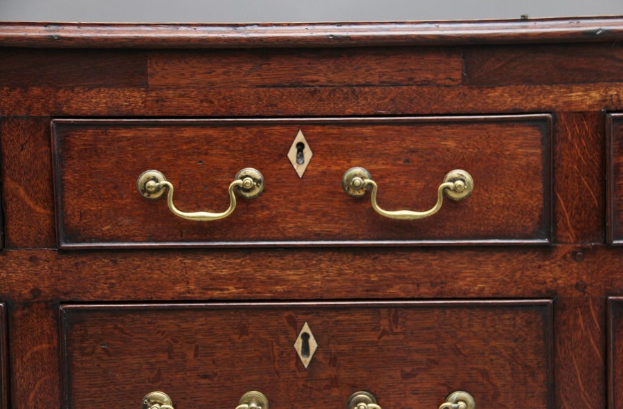 Antique 18th Century oak dresser