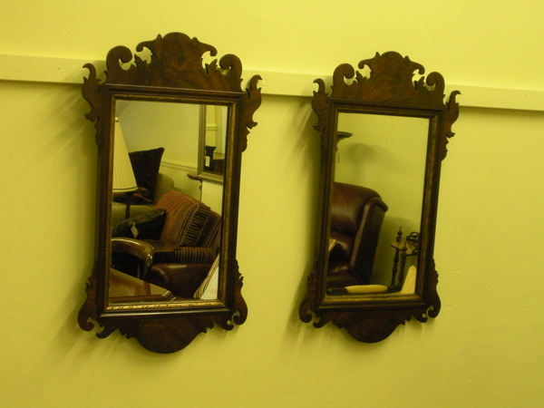 Antique Pair George II stye Mirrors