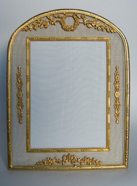 773. Stunning French Ormolu Photo Frame Late 19th Century