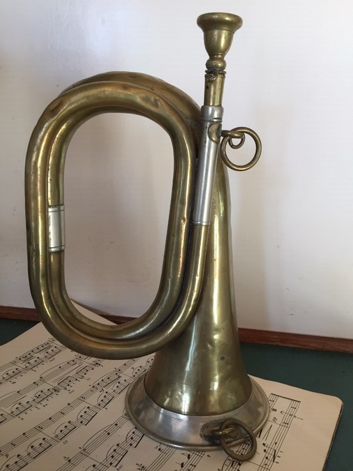 Horn from World War I