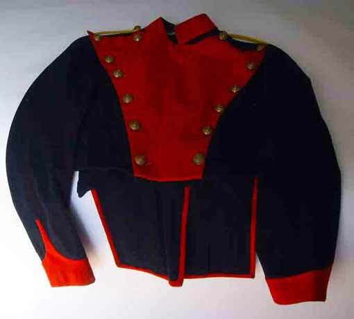 Antique 5th LANCERS BUGLERS JACKET.