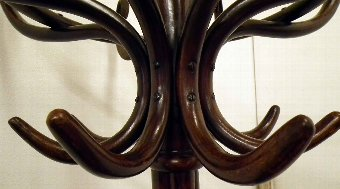 Antique Thonet Bentwood Hall Stand