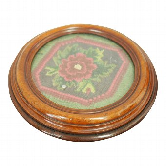 Antique William IV Table Coaster
