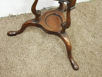 Antique George III Style Basin Stand