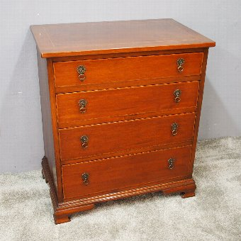 Antique Small Georgian Style Chest of Drawers