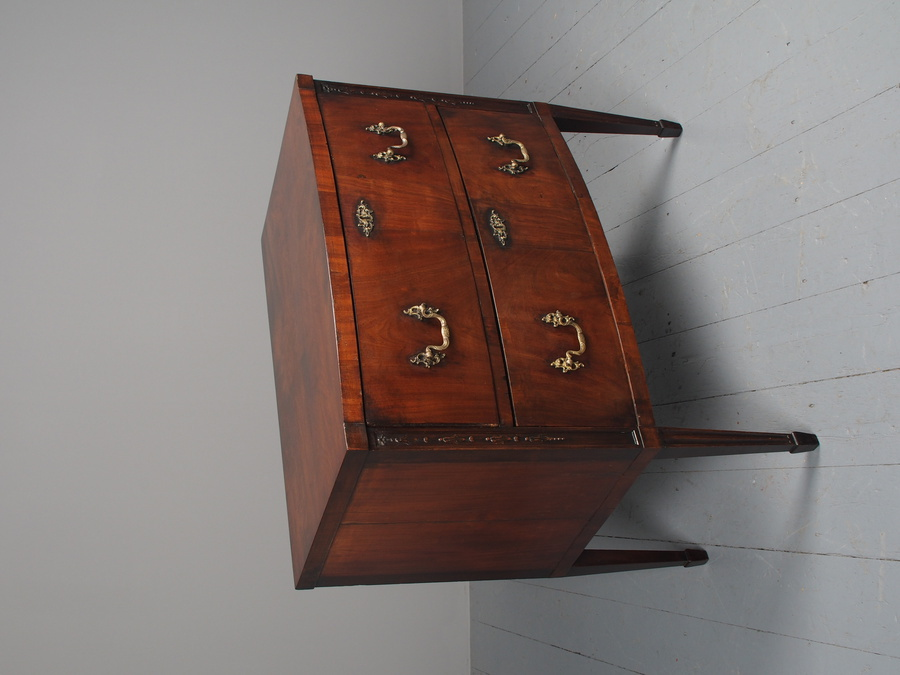 Antique Antique French Mahogany Commode
