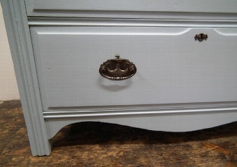 Antique Painted Edwardian Chest of Drawers