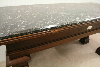 Antique Late Victorian Altar Table/Centre Table