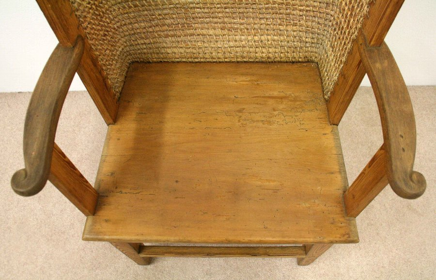 Antique Large Orkney Chair