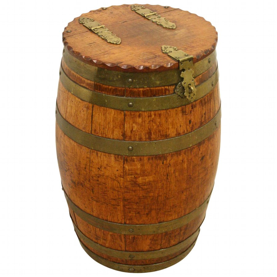 Oak Ships Barrel