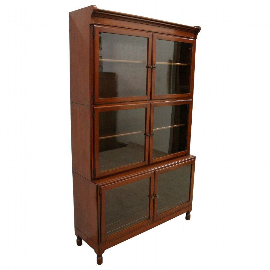 Mahogany Sectional/Stacking Bookcase