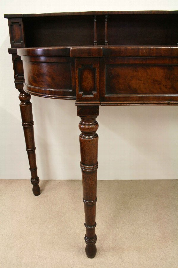 Antique Scottish Mahogany Sideboard/Serving Table