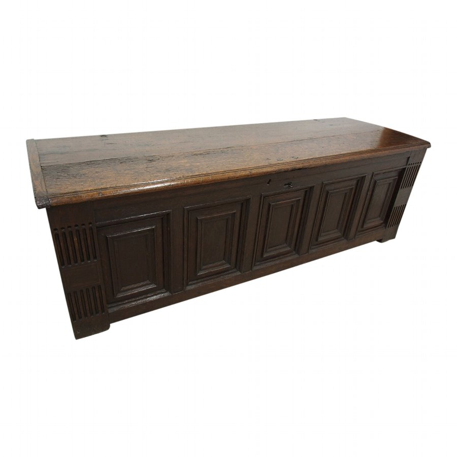 Large Oak Trunk or Chest