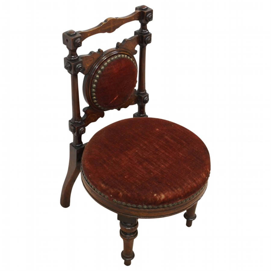 Late Victorian Childs Chair