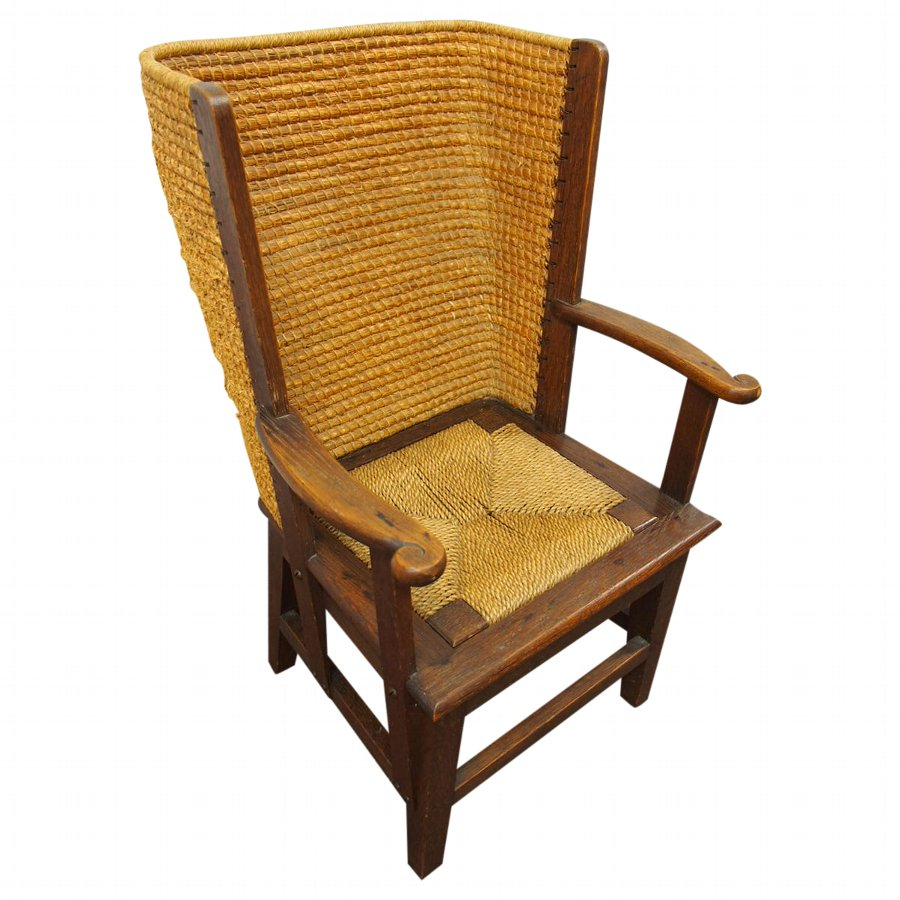 Neat Orkney Chair