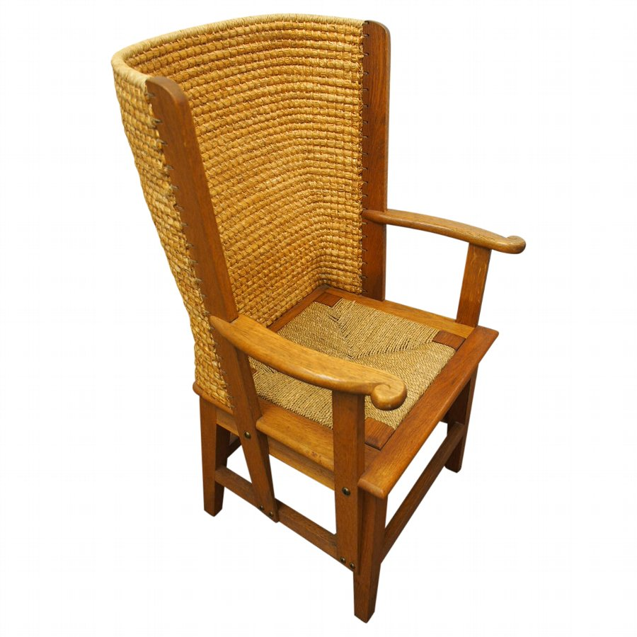 Orkney Chair by Reynold Eunson for D.M Kirkness