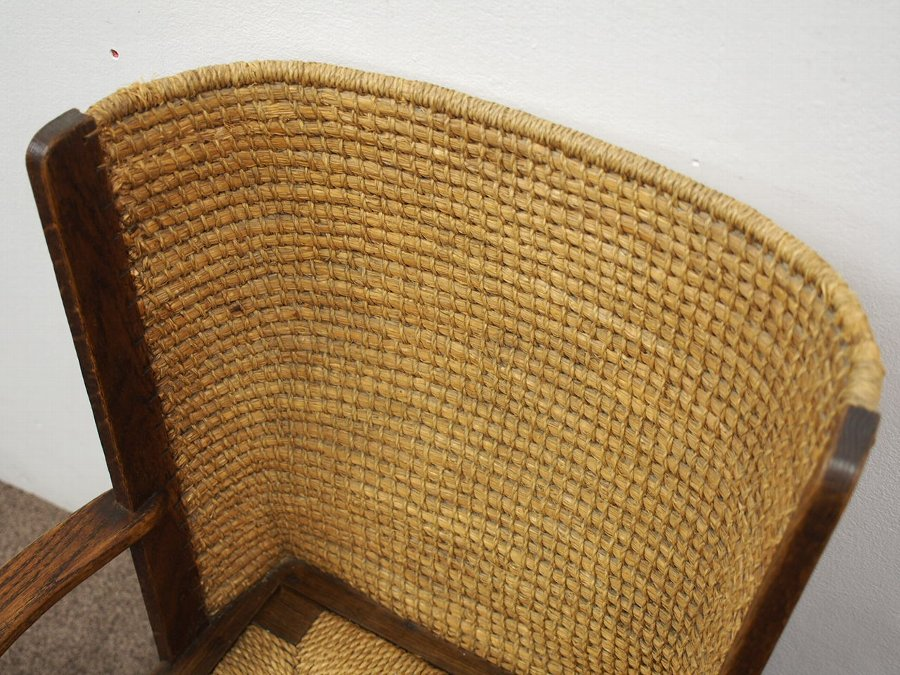 Antique Mid Size Orkney Chair