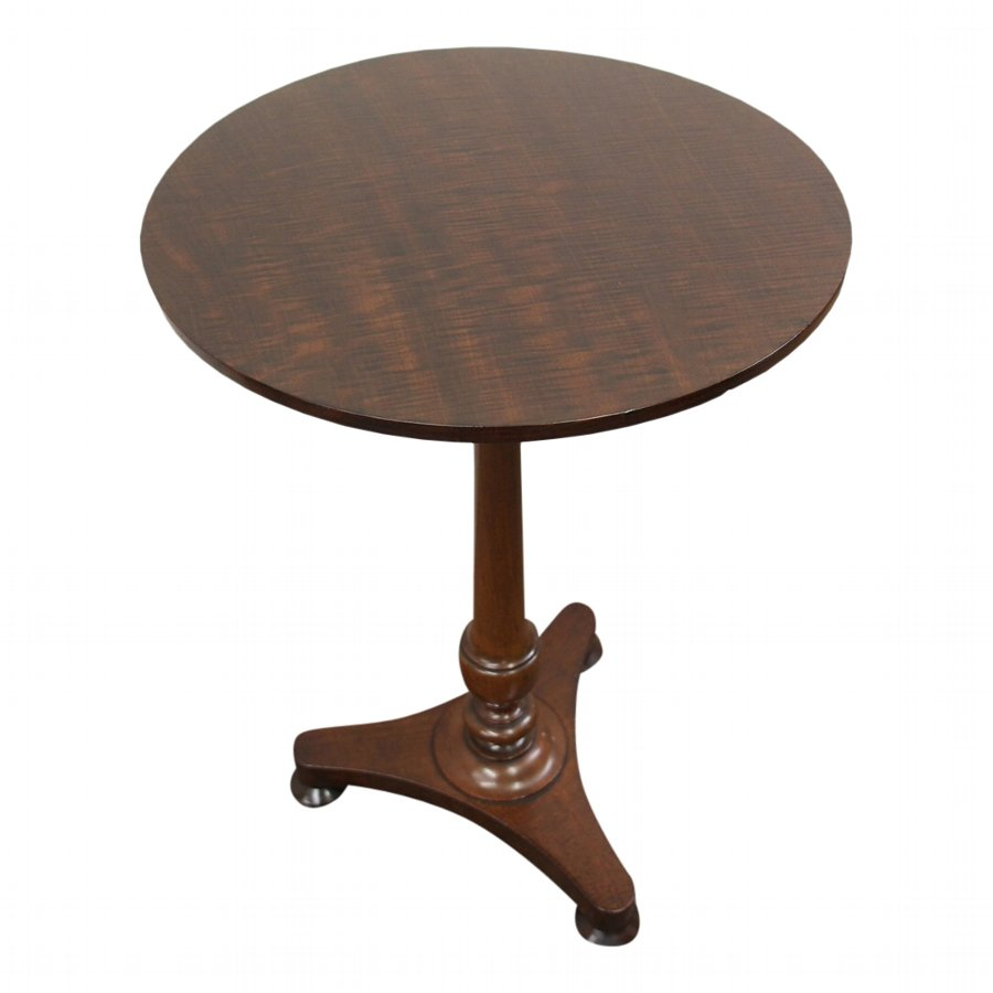 George IV Occasional Pedestal Table