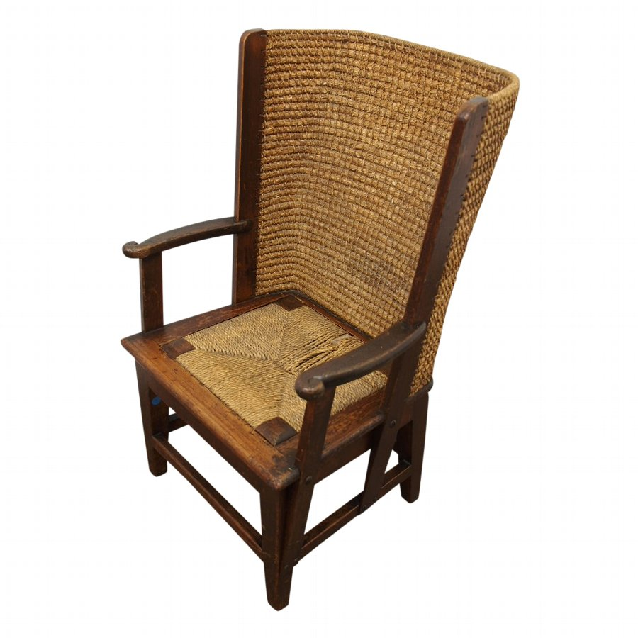 Pine and Beech Frame Orkney Chair