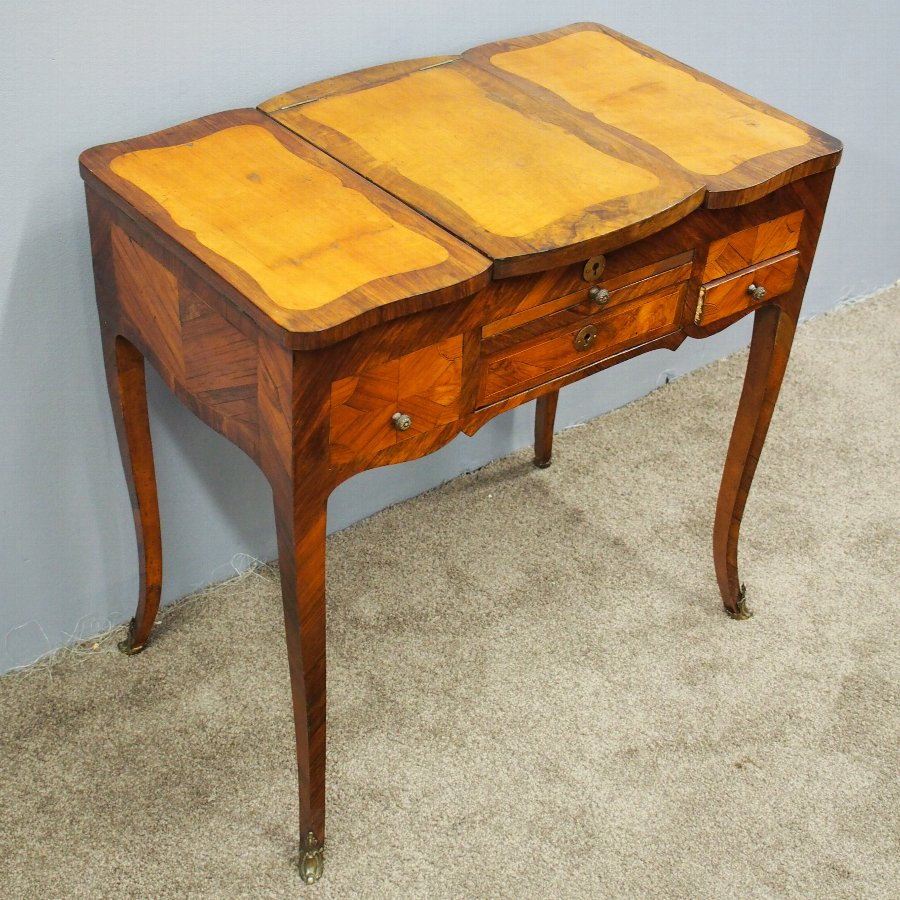 French Ladies Dressing Table