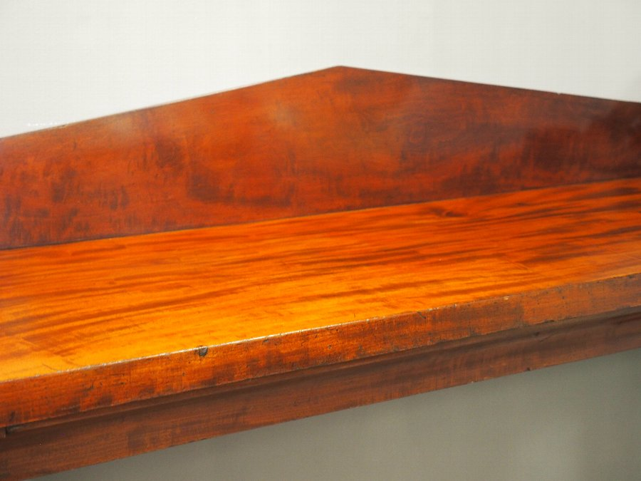 Antique Scottish Mahogany Serving Table in Manner of James Mein of Kelso