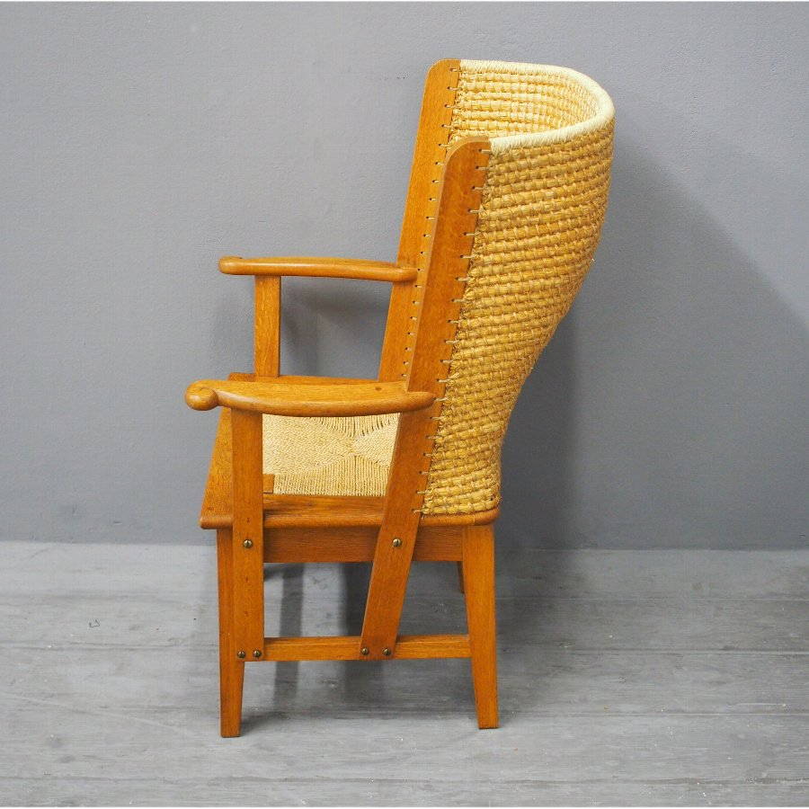 Orkney Chair by D M Kirkness