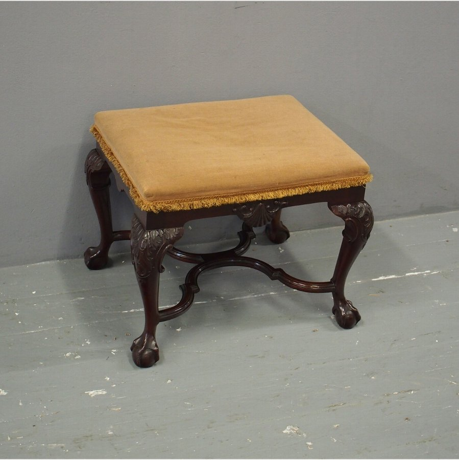 Irish Georgian Stool