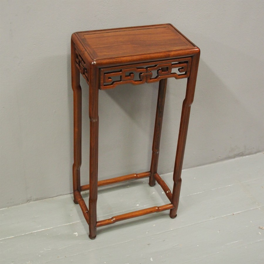 Small Chinese Huanghuali Occasional Table
